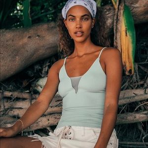 Intimately Free People Come Around Cami